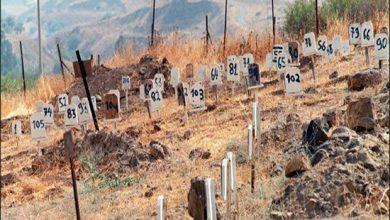 مقابر الأرقام
