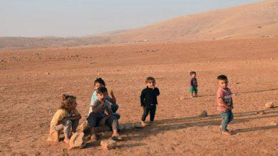 استبعاد سكان فلسطين