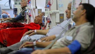 مرضى غزة