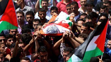 جنازة فلسطين