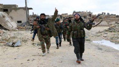 مقاتل المعارضة السوريا