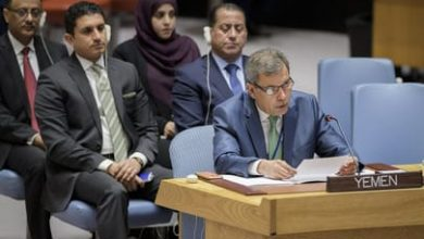 مجلس الأمن - اليمن