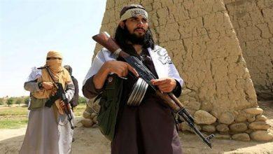 قوات طالبان