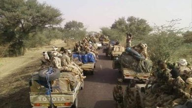 تشاد ترسل قوات لنيجيريا