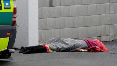 مذبحة مسجد نوزيلاندا