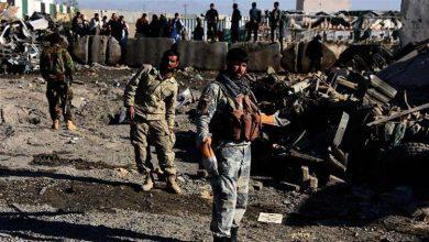 انفجار في مركز للشرطة في أفغانستان