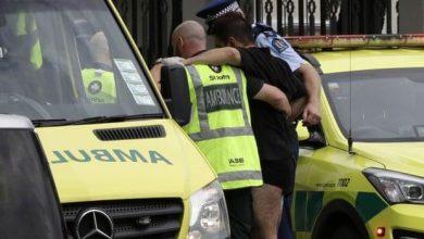 هجوم مسجد نيوزيلاندا