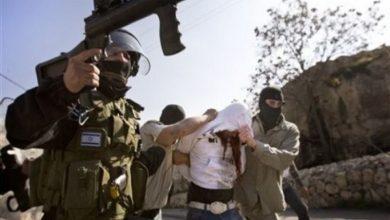 القبض عن فلسطيني