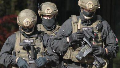 القوات الالمانية
