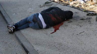 مقتل شاب فلسطيني