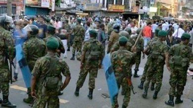 الشرطة في سريلانكا
