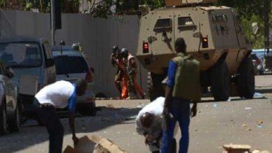 هجوم على كنيسة بشمال بوركينا فاسو