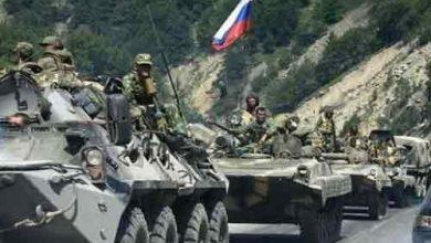 قوات روسيا