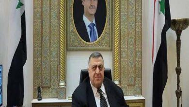رئيس مجلس الشعب السوري حمودة يوسف