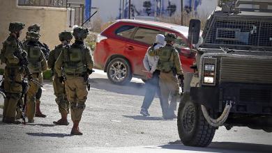 احتلال - اعتقال -فلسطين