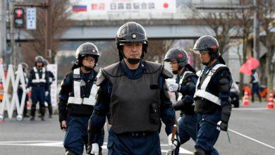 حادث طعن اليابان