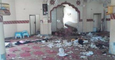 مقتل شقيق زعيم حركة طالبان في إنفجار مسجد بباكستان أمس