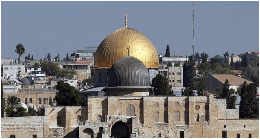 المسجد الأقصى - قبة الصخرة