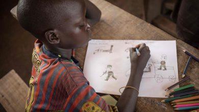 بسبب تصاعد العنف 1.9 مليون طفل إفريقي غادروا مقاعد الدراسة بسبب تصاعد العنف