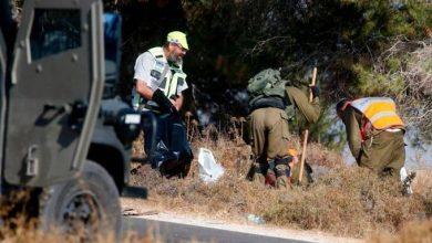 بالصور.. مقتل مجندة إسرائيلية وإصابة مستوطنين بعملية في رام الله