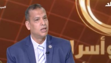 اللواء أمجد عباس مرسي القائد السابق للقوات متعددة الجنسيات