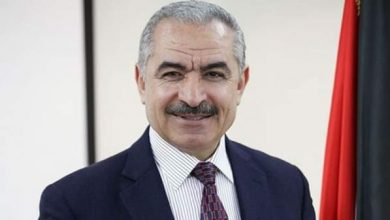 محمد اشتية رئيس الوزراء الفلسطيني