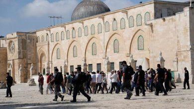 اقتحامات المسجد الأقصى