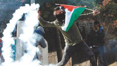 مواجهات - فلسطين