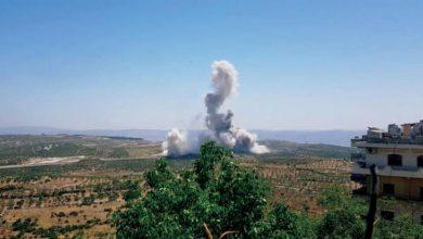 انفجار سوريا