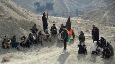 """عناصر من حركة """"طالبان"""" الأفغانية"""
