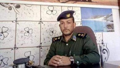 مدير شرطة شبام بوادي حضرموت صالح بن علي جابر