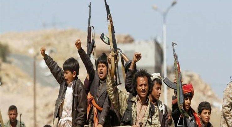 قوات الحوثي
