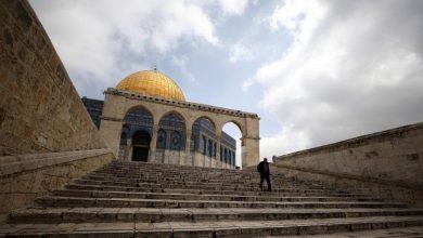 حرم المسجد الأقصى في القدس المحتلة
