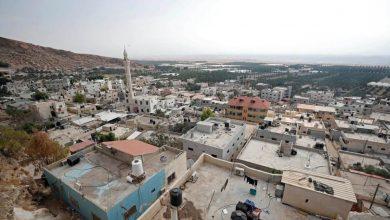 منازل فلسطينيين في غور الأردن، الجزء الشرقي من الضفة الغربية المحتلة،