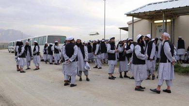 سجناء من حركة طالبان
