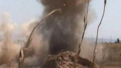 تفجير 10 عبوات ناسفة ضمن عمليات اسود الجزيرة
