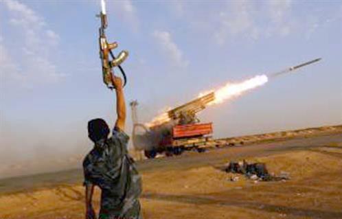 صواريخ كاتيوشا - أرشيفية