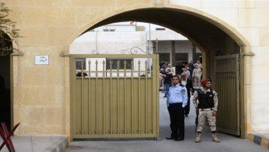 السجن الأردن