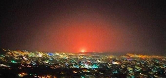 انفجار يهز طهران