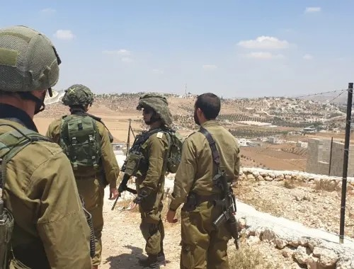 الاحتلال الاسرائيلي