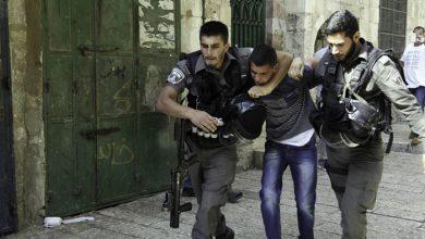 الاحتلال - اعتقالات