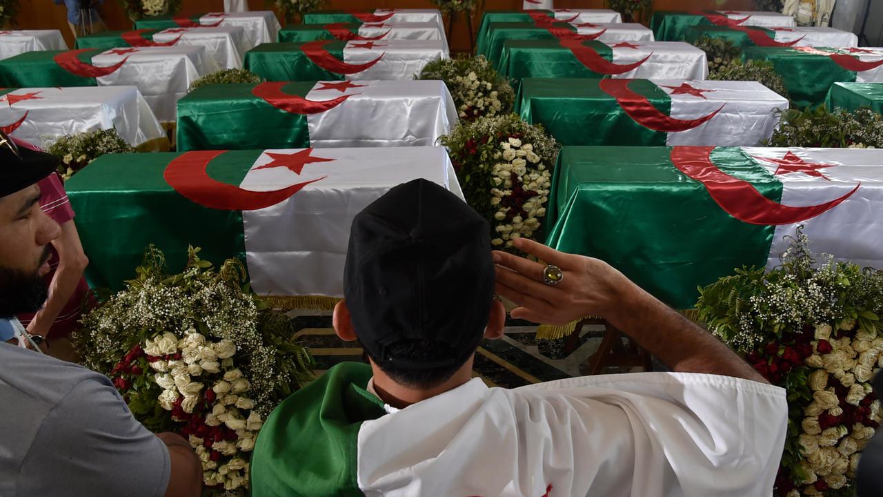 الجزائر تستقبل جماجم المقاومين