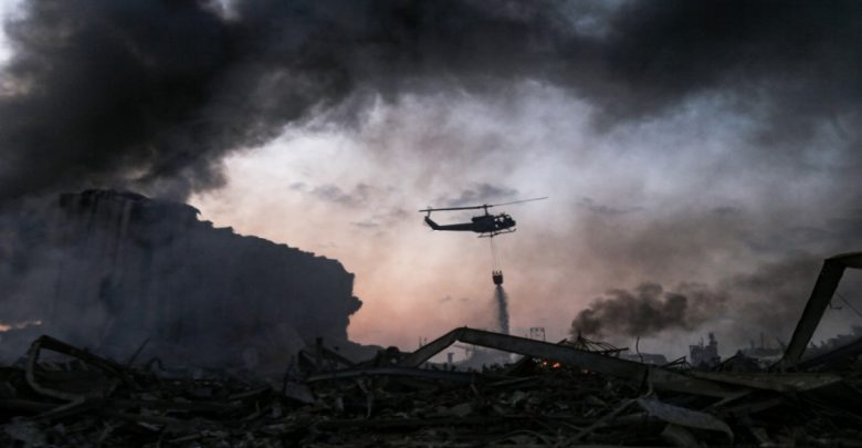 تفجير لبنان