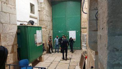 شهيد برصاص الاحتلال قرب باب حطة