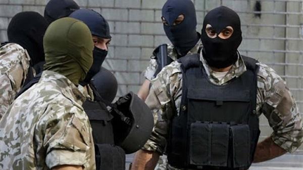 قوات أمن لبنانية