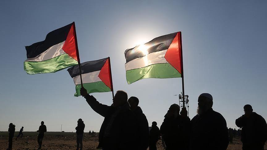 فلسطين - السلام