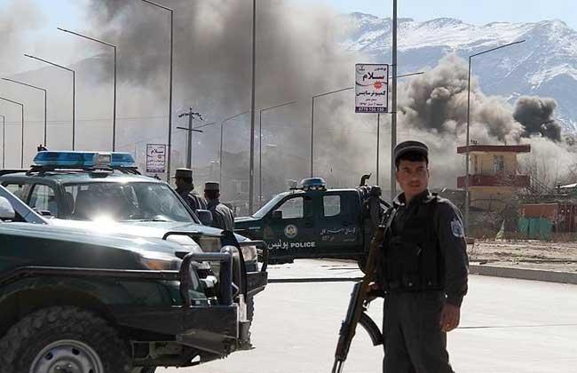 هجوم أفغانستان -أرشيفية