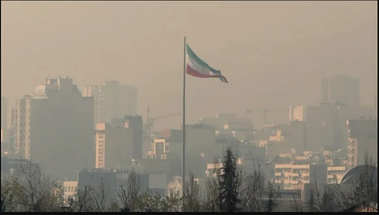 تفجير إيران