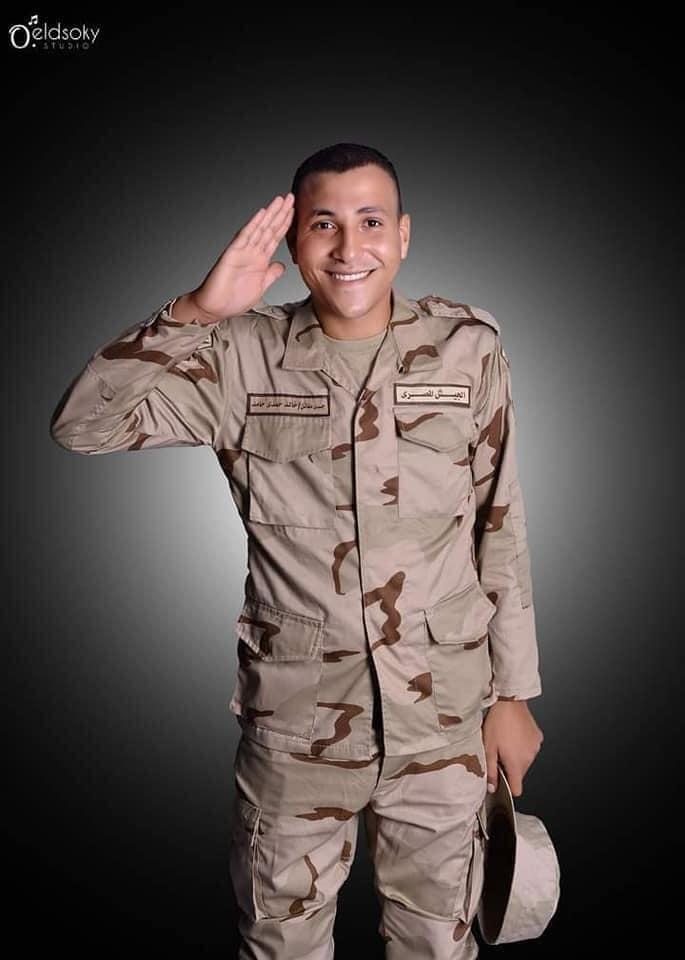 خالد السواحلي شهيد كفر الشيخ