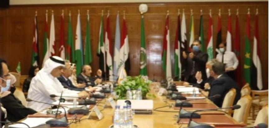 لجنة مكافحة الإرهاب بالبرلمان العربي